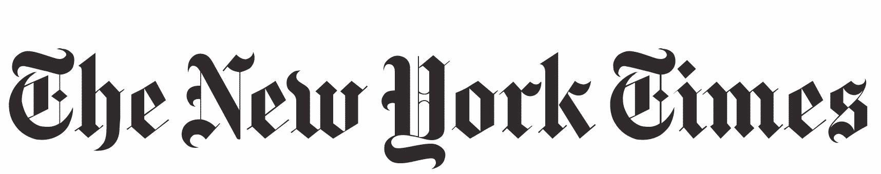 New Yorks Times logo