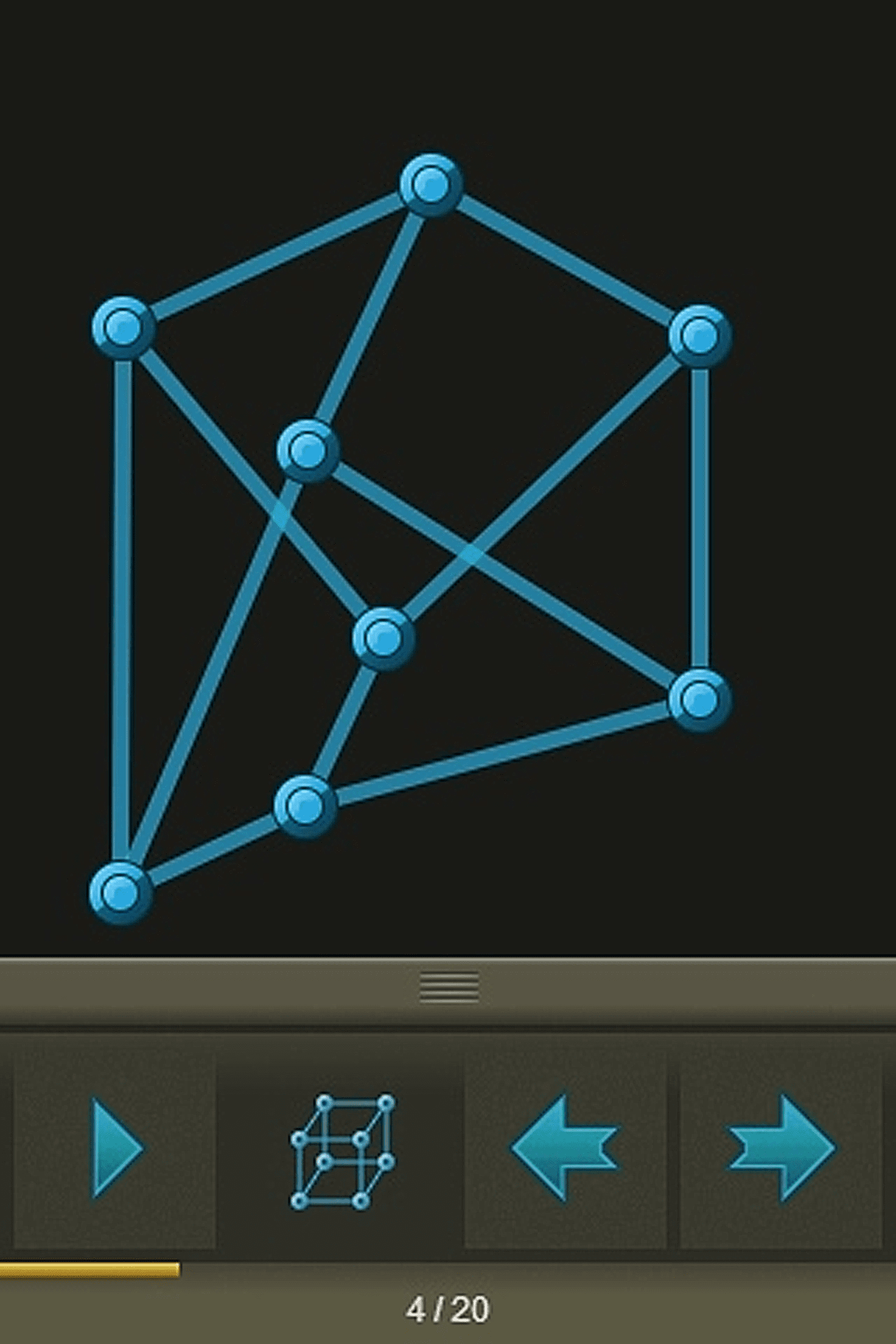 Tronix Puzzle Game