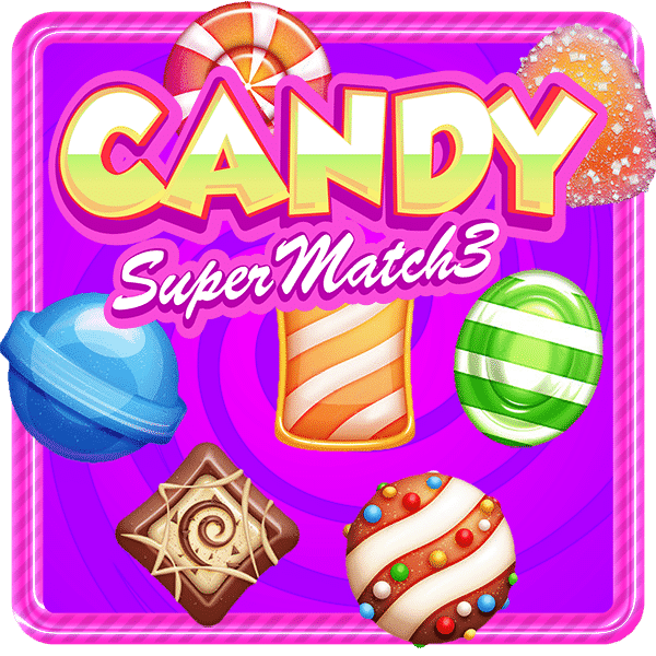 Candy Match 3 Game Version 2