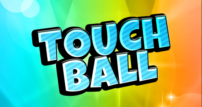Touch Ball Reflex Game