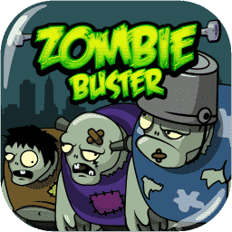 Zombie Buster Physics Game