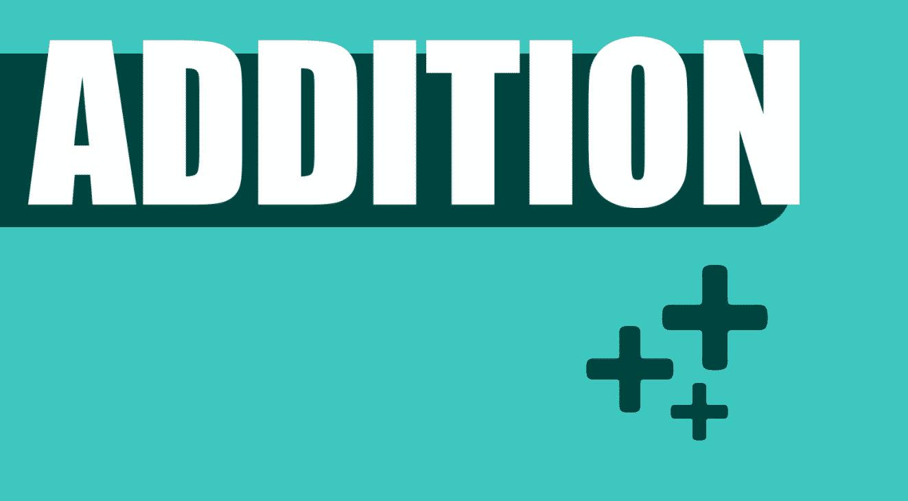 Addition Math Game