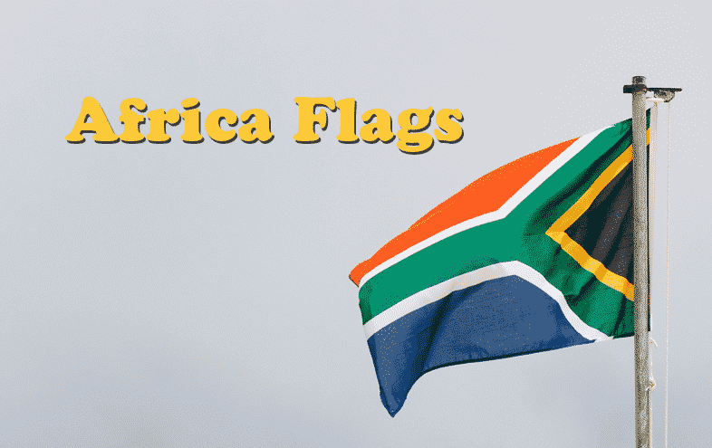 African Flags Game