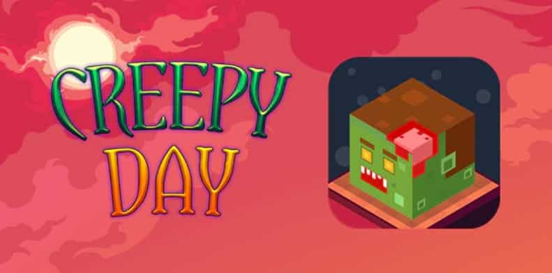 Creepy Day Flying Game