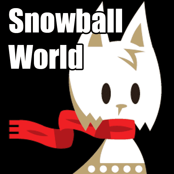 Snowball World Adventure Game