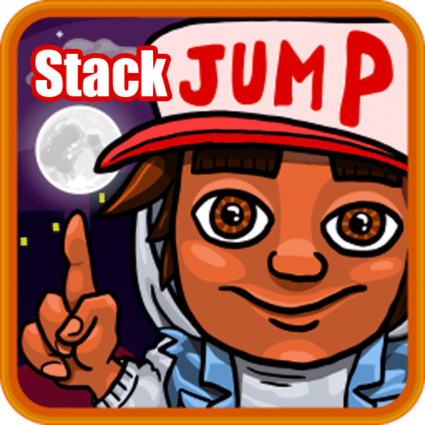 Stack Jump Game