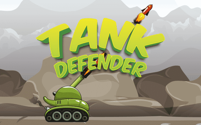 Tank Defender War Game
