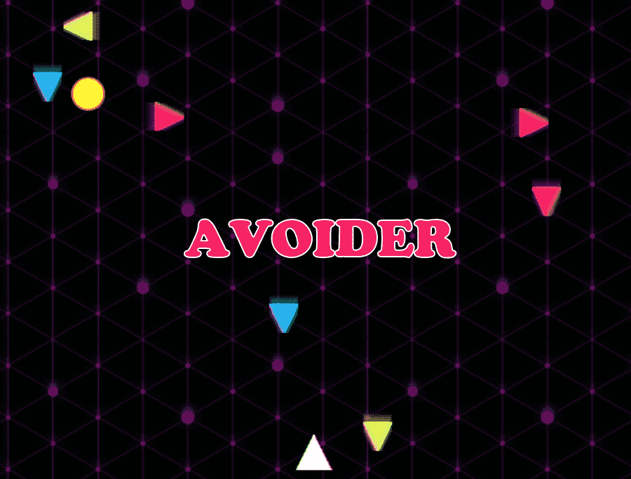 Avoider Simple Game