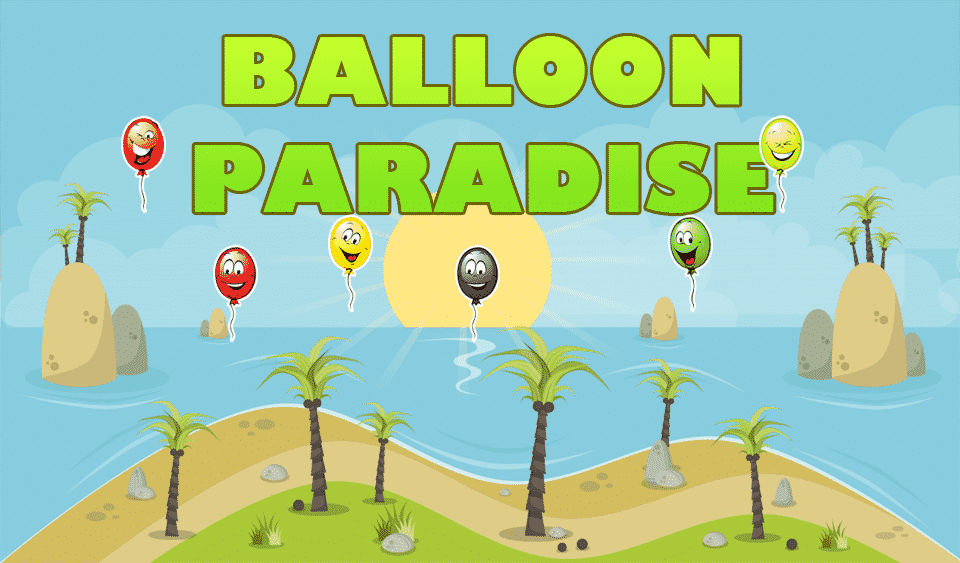 Balloon Paradise Tapping Game