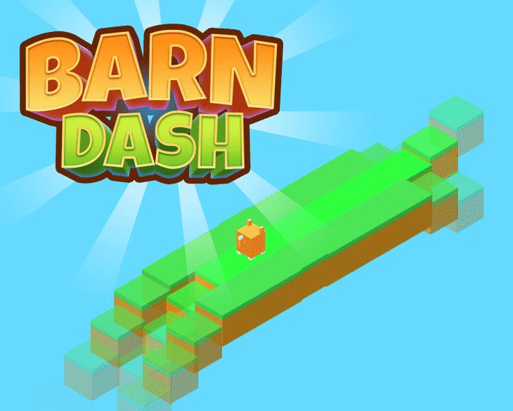 Barn Dash Endless Game