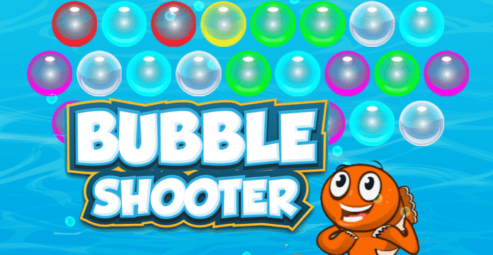 Bubble Shooter Matching Game