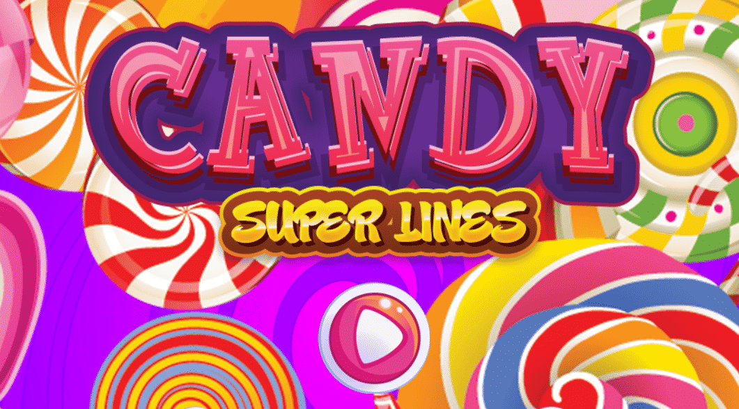 Candy Super Lines Matching Game