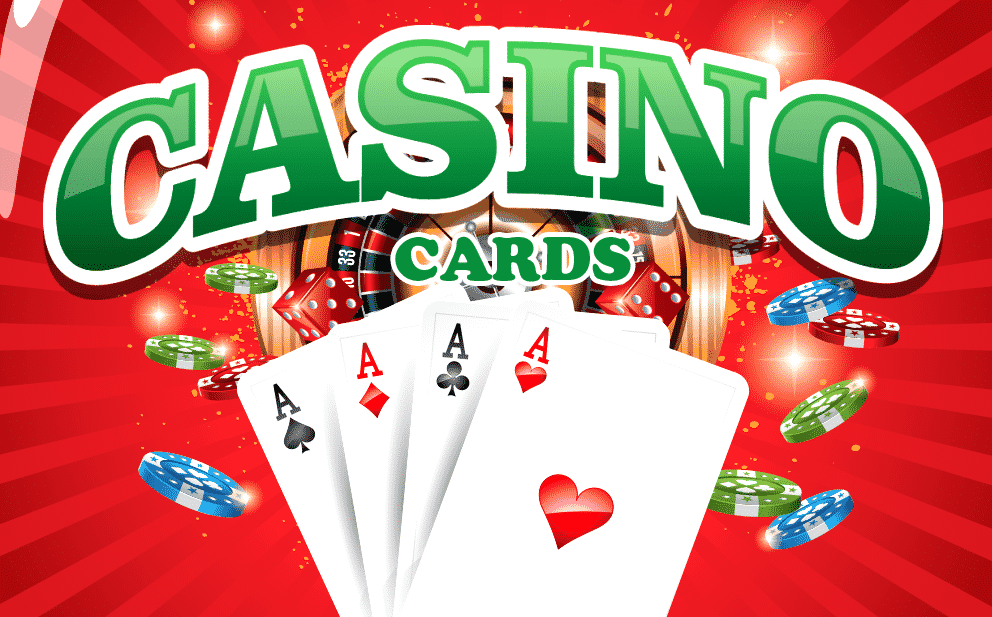 Casino Cards Memory Game