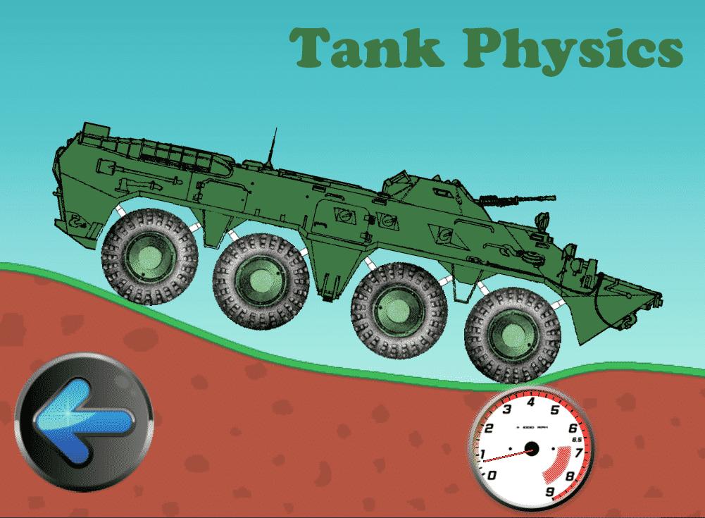Tank Physics Game