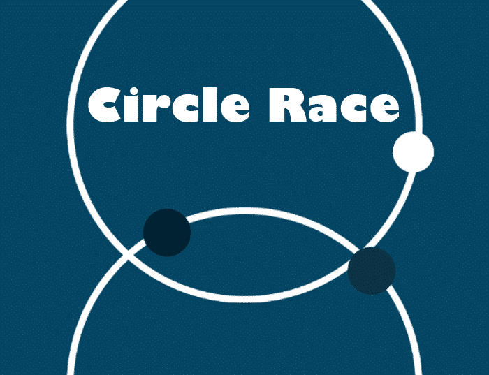 Circle Race Relaxing Game