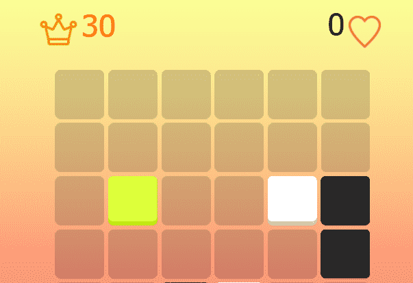 Color Cell Puzzle Game