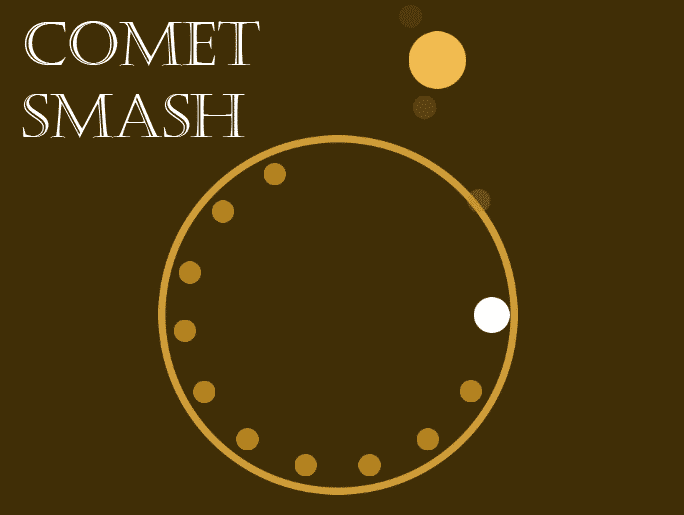 Comet Smash Relaxing Game