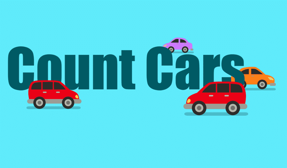 Count Cars Game