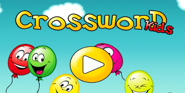 Crossword Kids Game