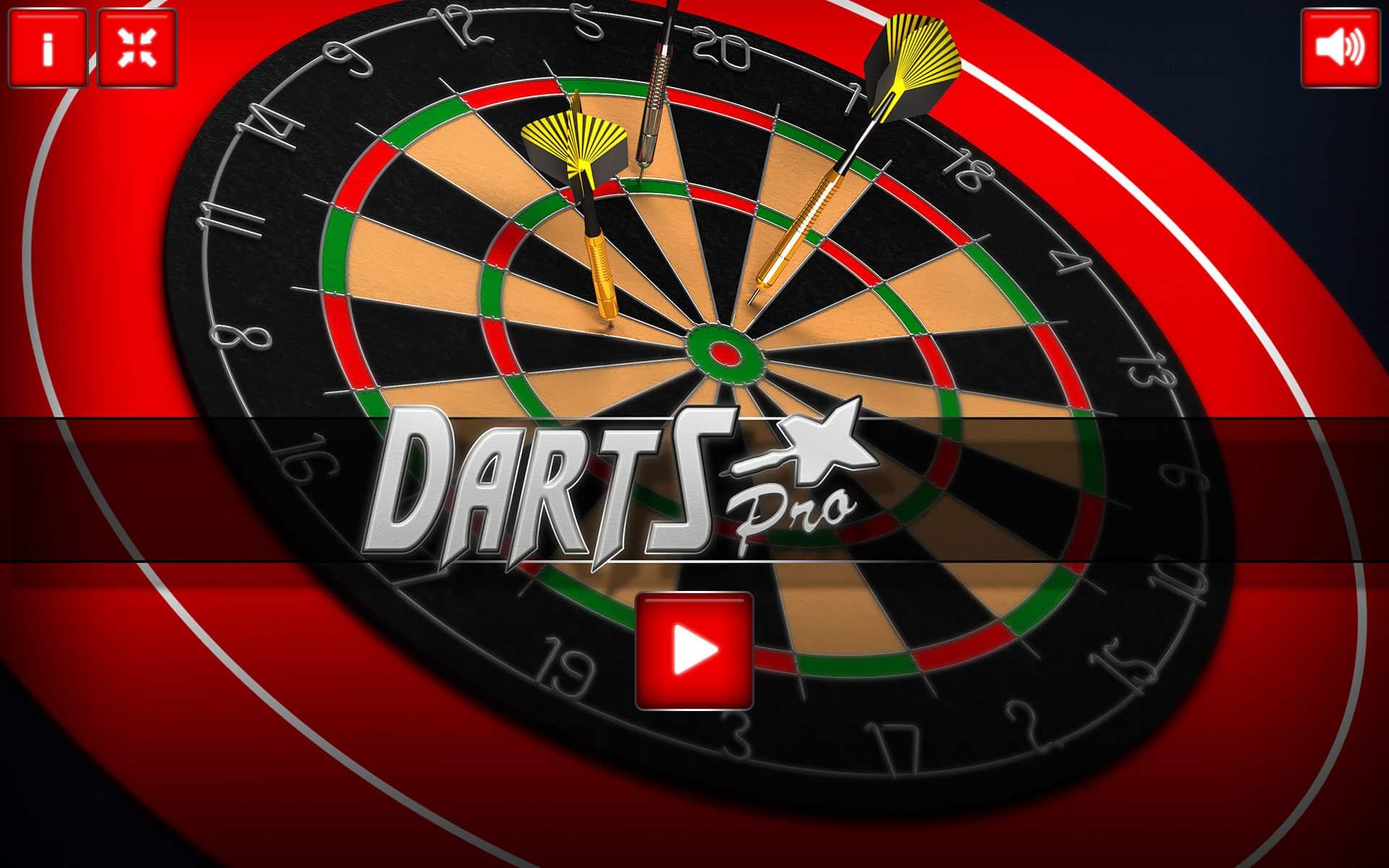 Darts Pro Game