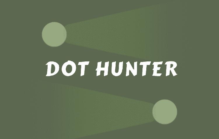 Dot Hunter Simple Game