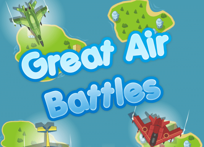 Great Air Battles Flying Game