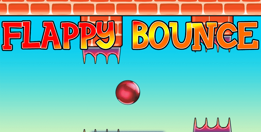 Flappy Bounce Game
