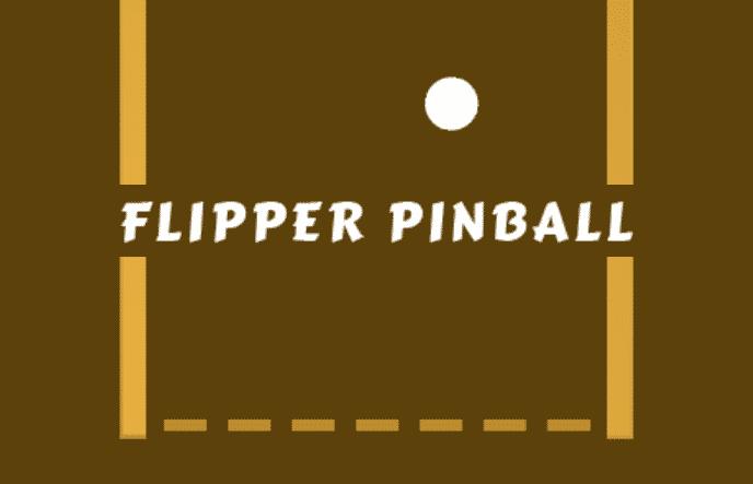 Flipper Pinball Game