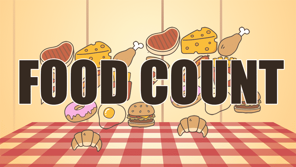 Food Count Focus Game