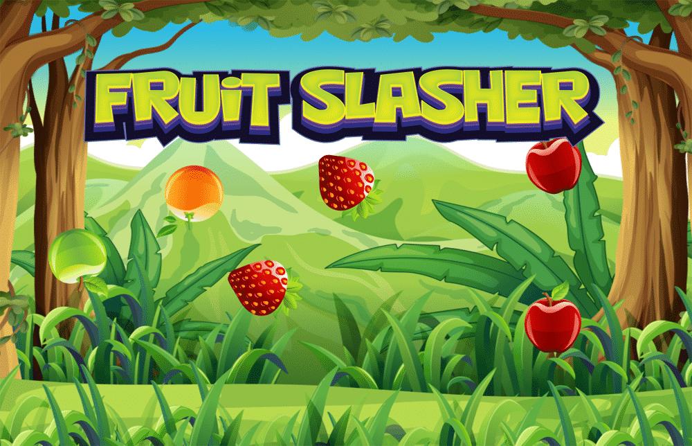 Fruit Slasher Game