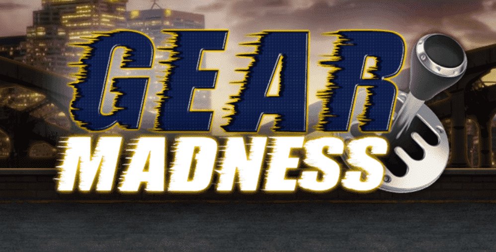 Gear Madness Drag Racing Game