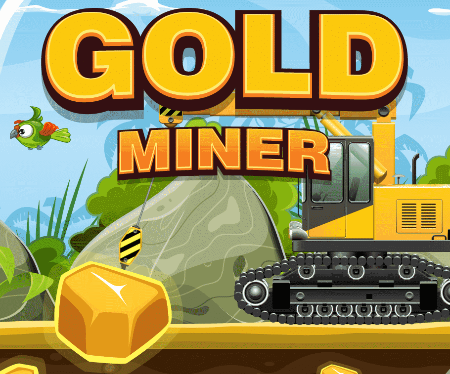 Gold Miner Casual Game