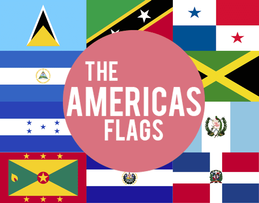 The Americas Flags Game