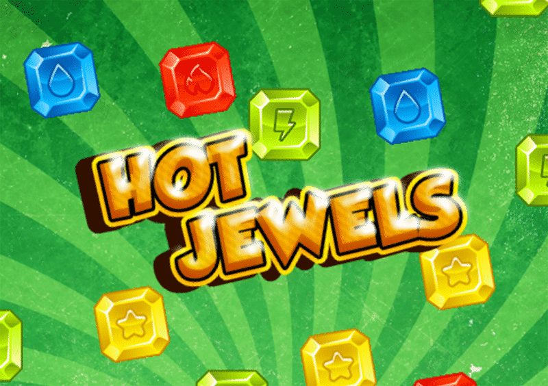 Hot Jewels Game