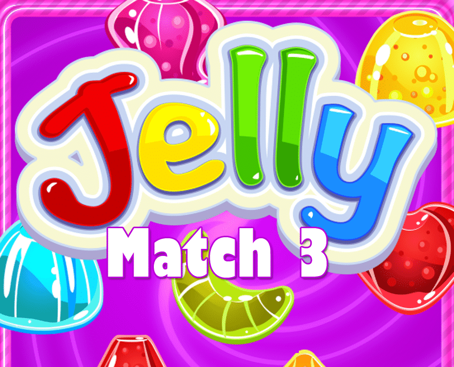 Jelly Match 3 Game