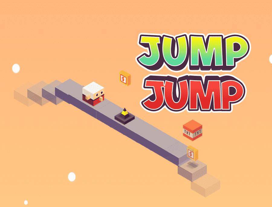 Jump Jump Simple Game