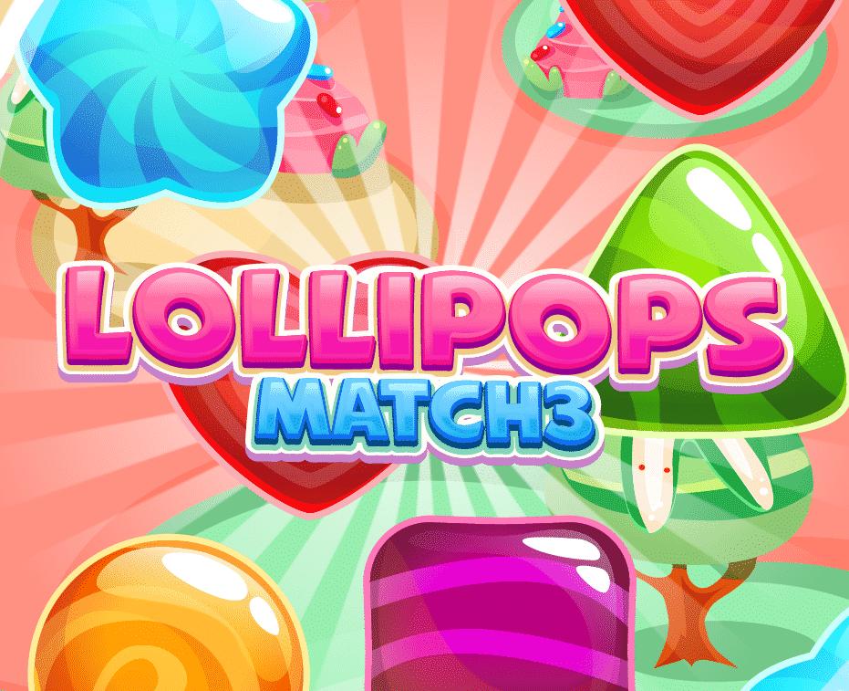 Lollipops Match3