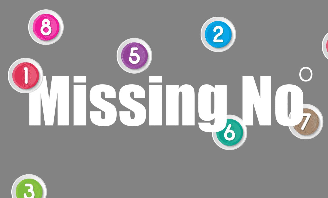 Missing Number Game