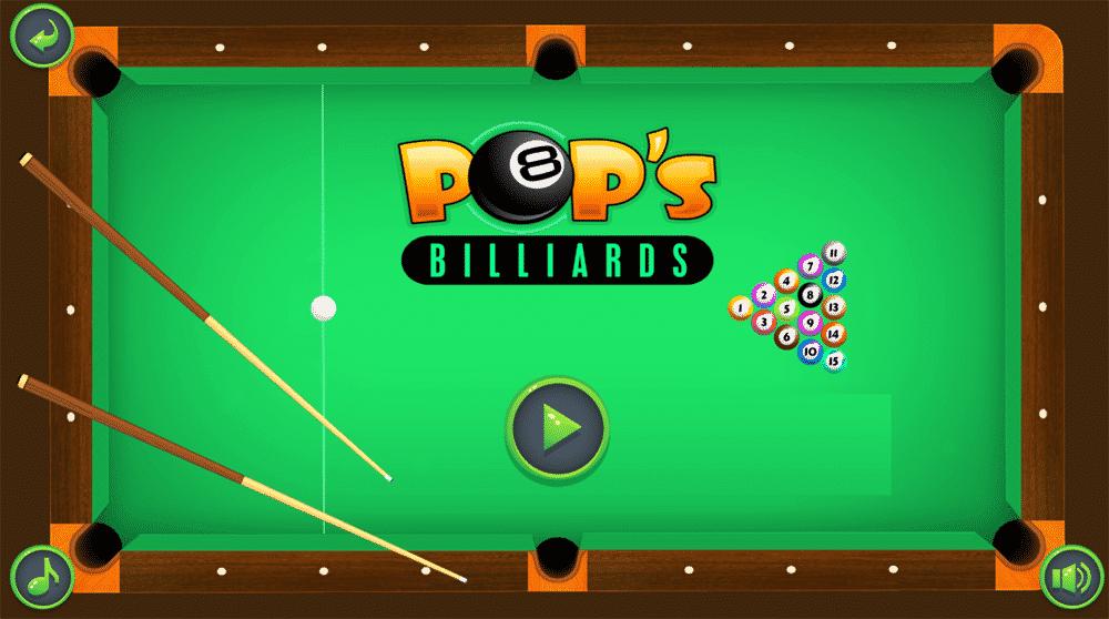 Pop's Billiards