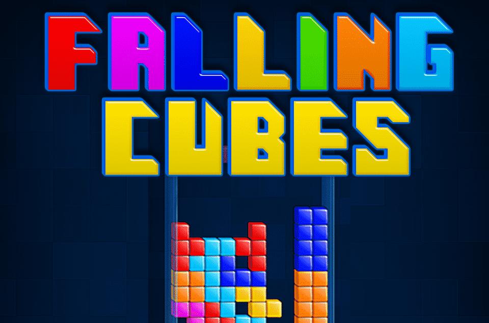 Falling Cubes Tetris Game