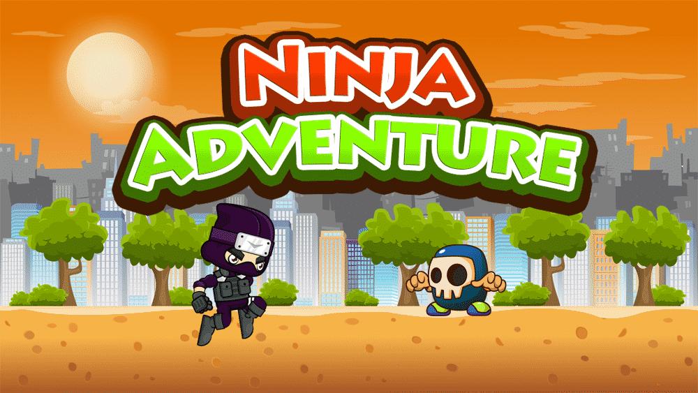 Ninja Adventure Game