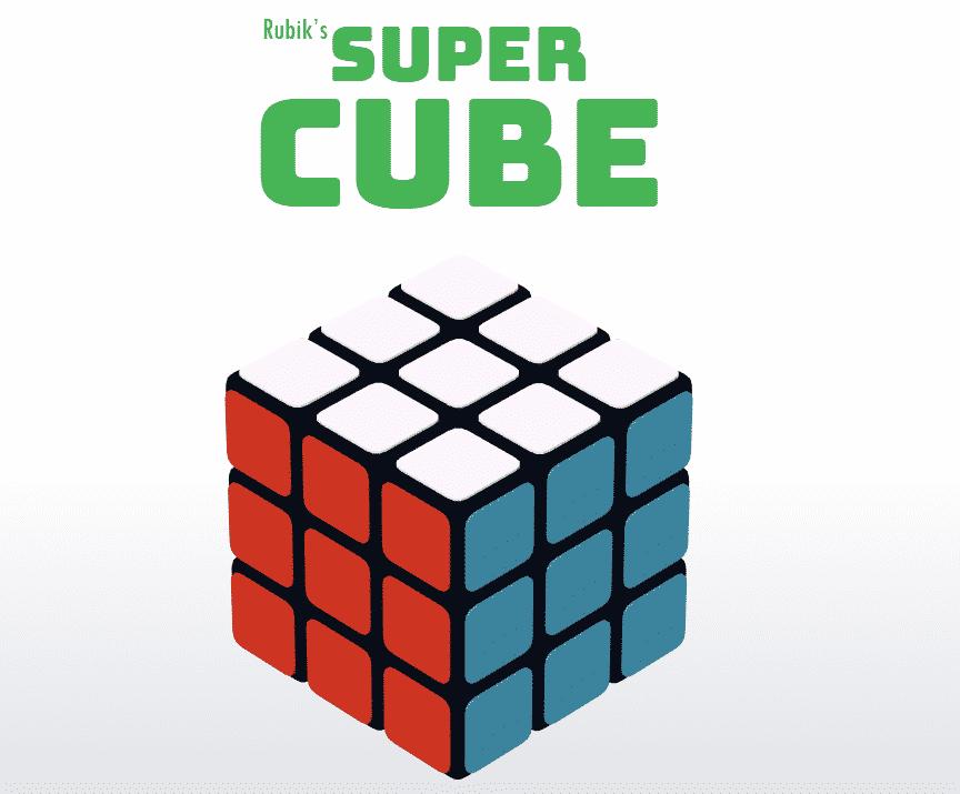 Rubik's Super Cube