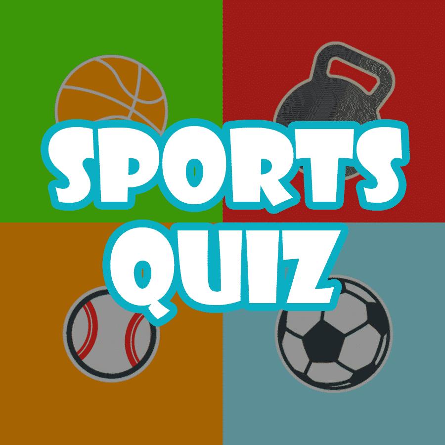 Sports Quiz Game